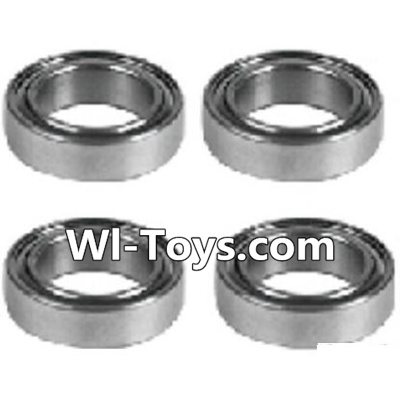 Wltoys L303 RC Car Parts-K939-52 Roller Bearing Parts(4pcs)-10X15X4mm,Wltoys L303 Parts