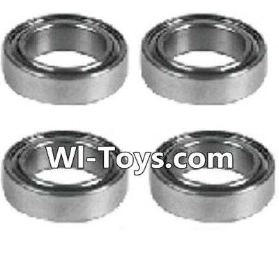 Wltoys L303 RC Car Parts-K949-82 Ball Bearing Parts(4pcs)-5X10X4mm,Wltoys L303 Parts