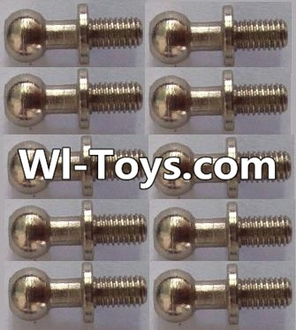 Wltoys L313 RC Car Parts-Ball head screws Parts(10pcs)-φ4.9X13mm,Wltoys L313 Parts