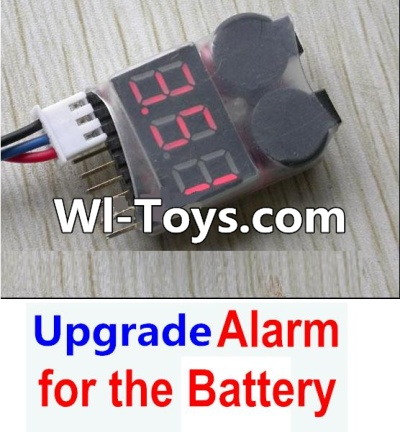 Wltoys L313 Upgrade Parts-Upgrade Alarm for the Battery,Can test whether your battery has enouth power,Wltoys L313 Parts