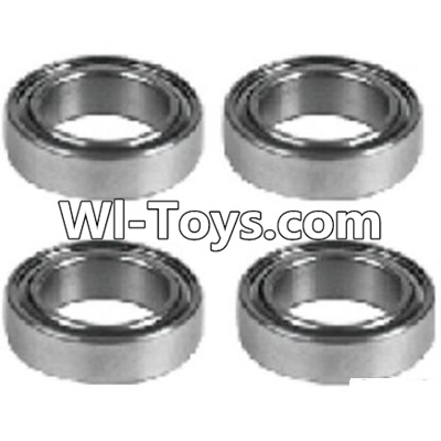 Wltoys L313 RC Car Parts-K939-52 Roller Bearing Parts(4pcs)-10X15X4mm,Wltoys L313 Parts