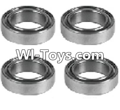 Wltoys L313 RC Car Parts-K949-82 Ball Bearing Parts(4pcs)-5X10X4mm,Wltoys L313 Parts