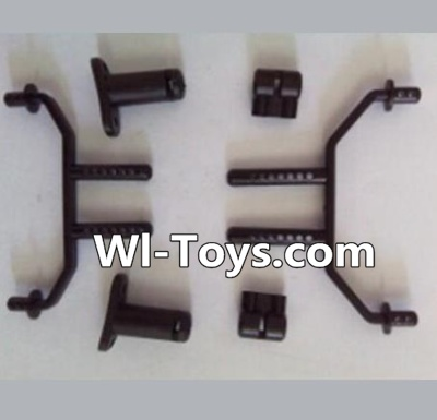 Wltoys L323 RC Car Parts-Body Shell cover parts column,Car support frame,Wltoys L323 Parts