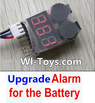Wltoys L323 Upgrade Parts-Upgrade Alarm for the Battery,Can test whether your battery has enouth power,Wltoys L323 Parts