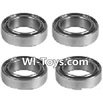 Wltoys L323 RC Car Parts-K939-52 Roller Bearing Parts(4pcs)-10X15X4mm,Wltoys L323 Parts
