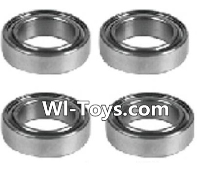 Wltoys L323 RC Car Parts-K949-82 Ball Bearing Parts(4pcs)-5X10X4mm,Wltoys L323 Parts