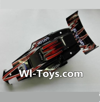 Wltoys L333 Car Parts-Body Shell cover parts,Car Canopy,Wltoys L333 Parts