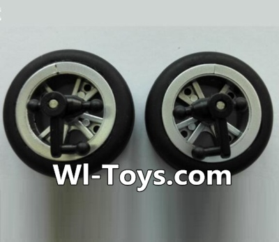 Wltoys L333 Car Parts-Front wheel unit-(2pcs),Wltoys L333 Parts