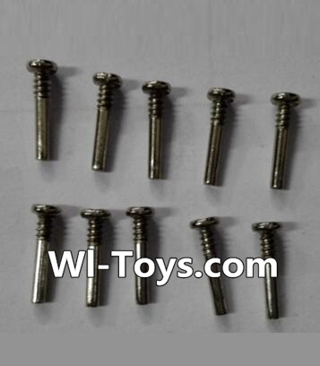 Wltoys L333 Car Parts-Round head self-tapping screws Parts(10pcs)-M1.6×10,Wltoys L333 Parts