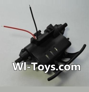 Wltoys L343 RC Car Parts-Rear gear box unit,Wltoys L343 Parts