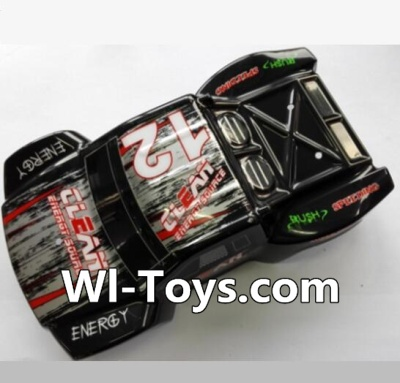 Wltoys L353 RC Car Body Shell Cover Parts,Car Canopy,Wltoys L353 Parts