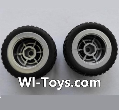 Wltoys L353 RC Car Parts-Rear wheel unit-(2pcs),Wltoys L353 Parts