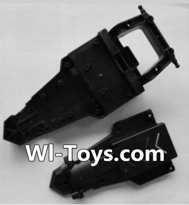 Wltoys L353 RC Car Parts-Car body frame,Wltoys L353 Parts