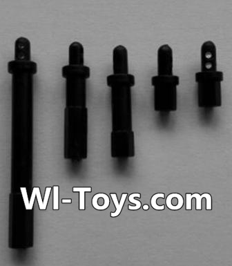 Wltoys L353 RC Car Parts-Body Shell cover parts Pillar,Wltoys L353 Parts