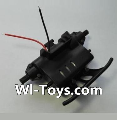 Wltoys L353 RC Car Parts-Rear gear box unit,Wltoys L353 Parts