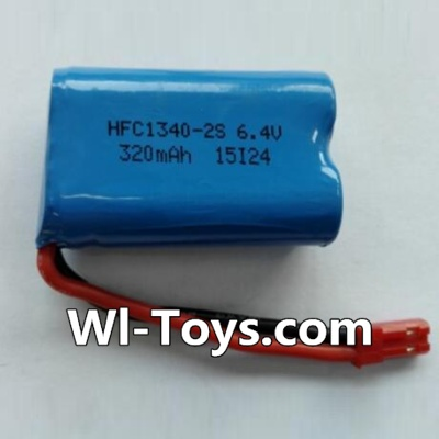 Wltoys L353 RC Car Battery Parts-6.4V Lithium-iron battery Parts-(1pcs),Wltoys L353 Parts