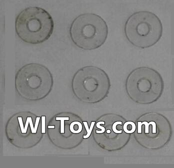 Wltoys L353 RC Car Parts-PVC gaskets(10pcs)-5.0X1.8X0.3,Wltoys L353 Parts