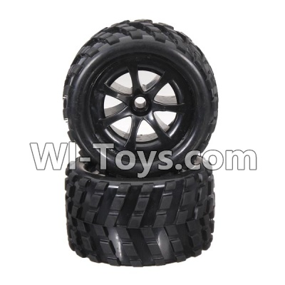 Wltoys L979 L222 Car Parts-Front Tire Parts-2pcs,Wltoys L979 L222 Parts