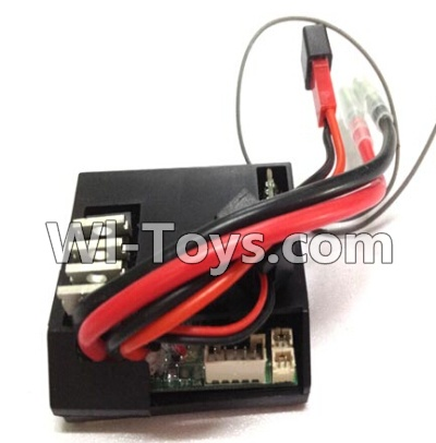 Wltoys L979 L222 Car Parts-Receiver board and box,Wltoys L979 L222 Parts