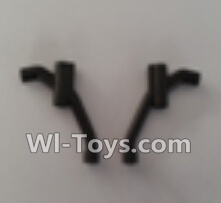 Wltoys L979 L222 Car Parts-Front Car shell bracket Parts-2pcs,Wltoys L979 L222 Parts