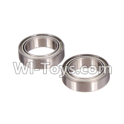Wltoys L979 L222 Car Parts-Ball bearing,Roller Bearings10X15X4mm Parts-2pcs,Wltoys L979 L222 Parts