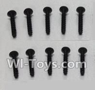 Wltoys L979 L222 Car Parts-Socket Head Screw Set Parts-2.6x12mm(10pcs),Wltoys L979 L222 Parts