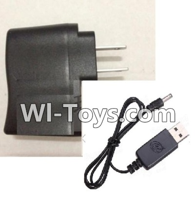 Wltoys L999 RC Car Parts-USB-TO-Socket conversion plug & USB Charger wire,Wltoys L999 Parts