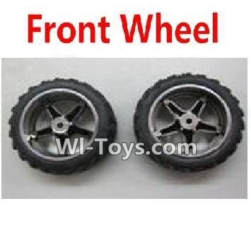 Wltoys L999 RC Car Parts-Front Wheel Parts-2pcs,Wltoys L999 Parts
