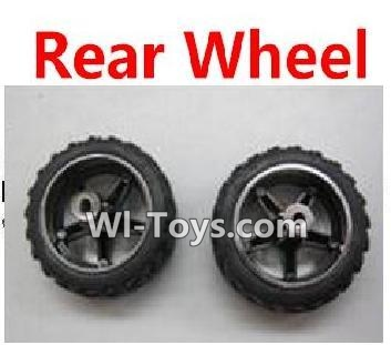 Wltoys L999 RC Car Parts-Rear Wheel Parts-2pcs,Wltoys L999 Parts