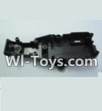 Wltoys L999 RC Car Parts-Bottom Car shell cover,Bottom car frame,Wltoys L999 Parts