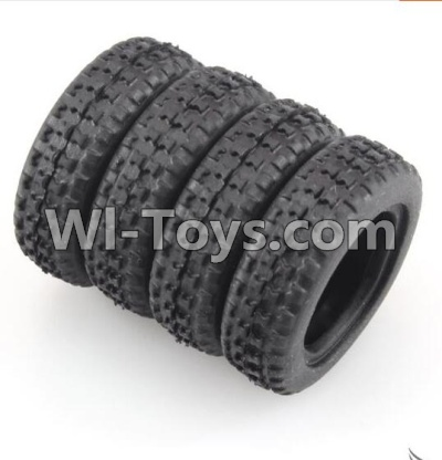 Wltoys P939 RC Car Parts-Rally tire Parts-4pcs-(27.5X8.5mm),Wltoys P939 Parts