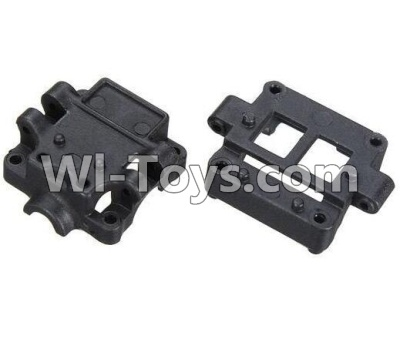 Wltoys P929 Car Parts-Upper and Bottom Gearbox,Wltoys P929 Parts