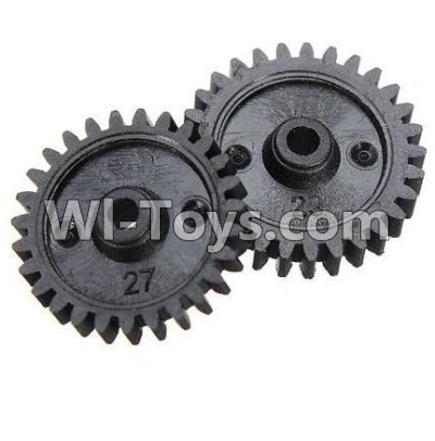 Wltoys P929 Car Parts-Reduction gear Parts-2pcs,Wltoys P929 Parts
