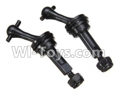 Wltoys P939 RC Car Parts-Metal drive shaft Dog Bone Parts-2pcs,Wltoys P939 Parts