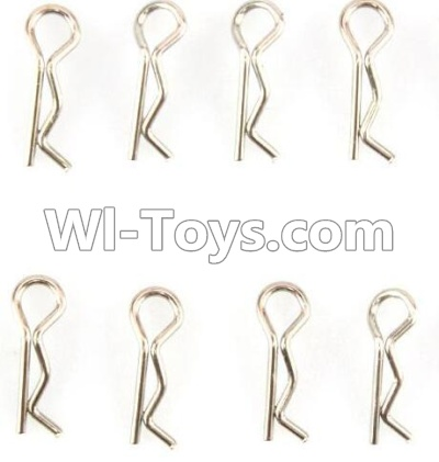 Wltoys P939 RC Car Parts-R-type pin(8pcs),Wltoys P939 Parts