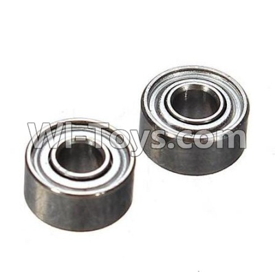 Wltoys P939 RC Car Bearing Parts(2X5X2.5mm)-2pcs,Wltoys P939 Parts