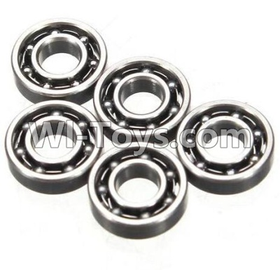 Wltoys P929 Car Parts-Bearing Parts(3X7X2mm)-5pcs,Wltoys P929 Parts