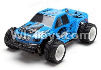 Wltoys P929 Car Parts-BNF(The whole Car,Include the Battery,No Transmitter Parts,No Charger)-Blue