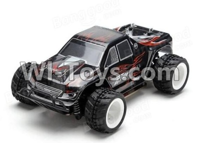Wltoys P929 Car Parts-BNF(The whole Car,Include the Battery,No Transmitter Parts,No Charger)-Black
