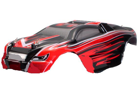 Wltoys P939 RC Car Parts-Body Shell cover Parts-Red,Wltoys P939 Parts
