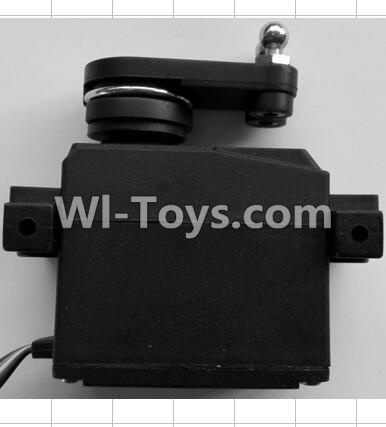 Wltoys P959 RC Car Parts-Servo unit,Wltoys P929 Parts