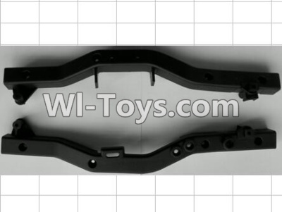 Wltoys P959 RC Car Parts-Side beam Parts-(2pcs),Wltoys P929 Parts