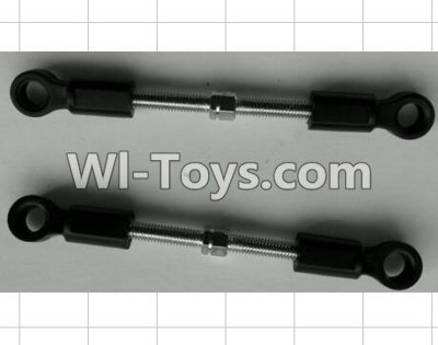 Wltoys P959 RC Car Parts-Steering Rod Parts-(2pcs),Wltoys P929 Parts
