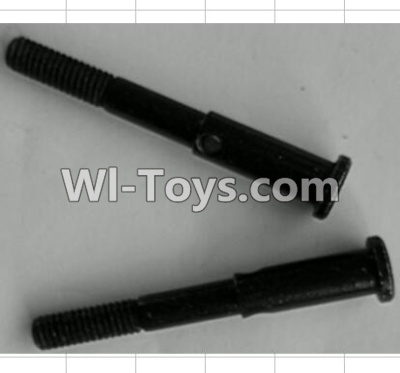 Wltoys P959 RC Car Parts-Front Wheel shaft Parts-(2pcs),Wltoys P929 Parts