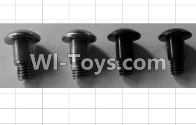 Wltoys P959 RC Car Parts-Step Head Machine Screws(4pcs)-M4X10,Wltoys P929 Parts
