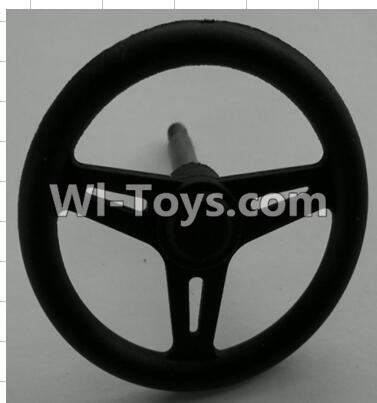 Wltoys P959 RC Car Parts-Steering wheel,Wltoys P929 Parts