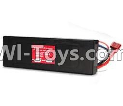 Wltoys P959 RC Car Parts-7.4v 2500mah Battery Parts-(1pcs),Wltoys P929 Parts