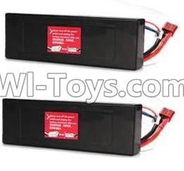 Wltoys P959 RC Car Parts-7.4v 2500mah Battery Parts-(2pcs),Wltoys P929 Parts