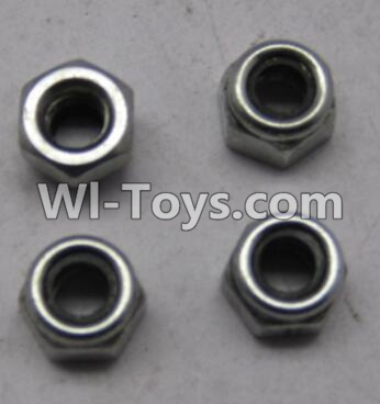 Wltoys P959 RC Car Parts-L959-65 M4 locking Screws Parts-(4pcs),Wltoys P929 Parts