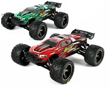 GPToys 9116 RC Car,RC monster Truck,High speed 1/12 1:12 Full-scale rc racing car,Shockproof-Red color-GP Toys RC Truck